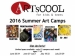 ARTsCOOL Summer Art Camp For Kids And Teens Registration