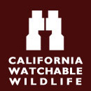 California Watchable Wildlife Logo